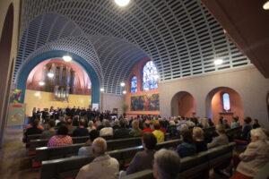 Am Freitagg den 26.6.2015n statt, bei der zahlreiche Kasseler Kirchen bis Mitternacht mit Aktionen Besucher in die Kirchen lockten.