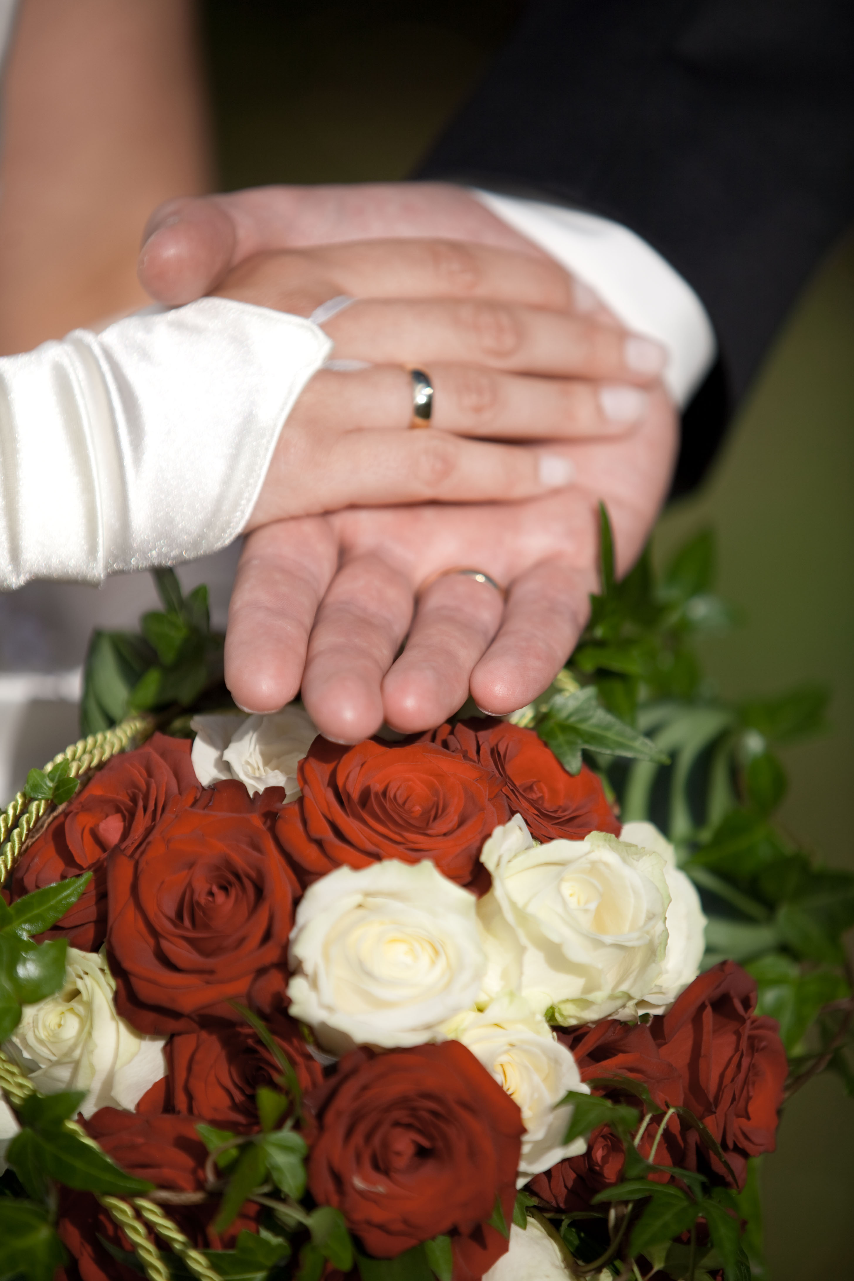 Hochzeit kirche kollekte