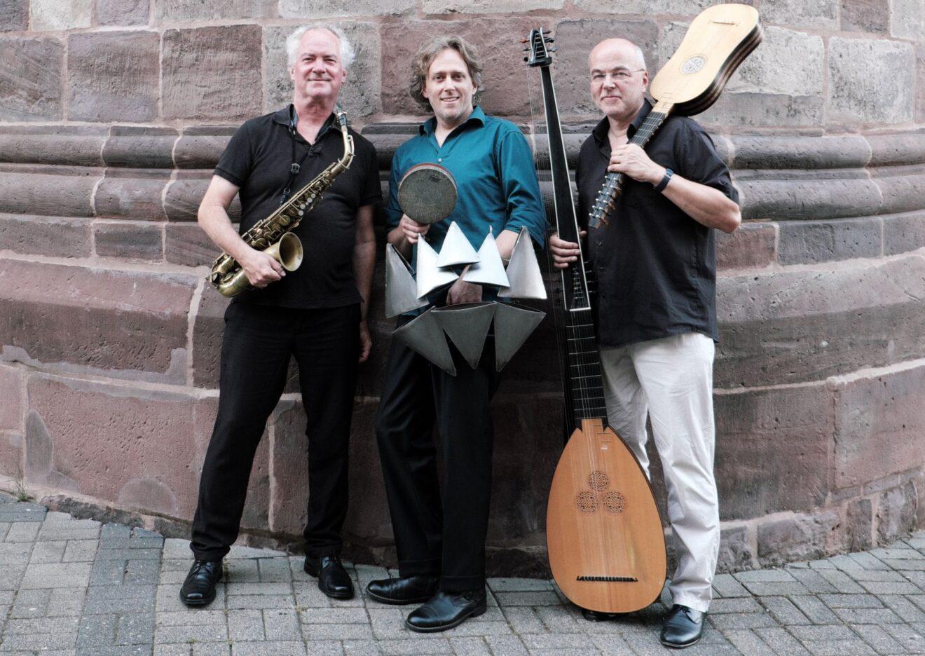Konzert des KAIROS-Trios