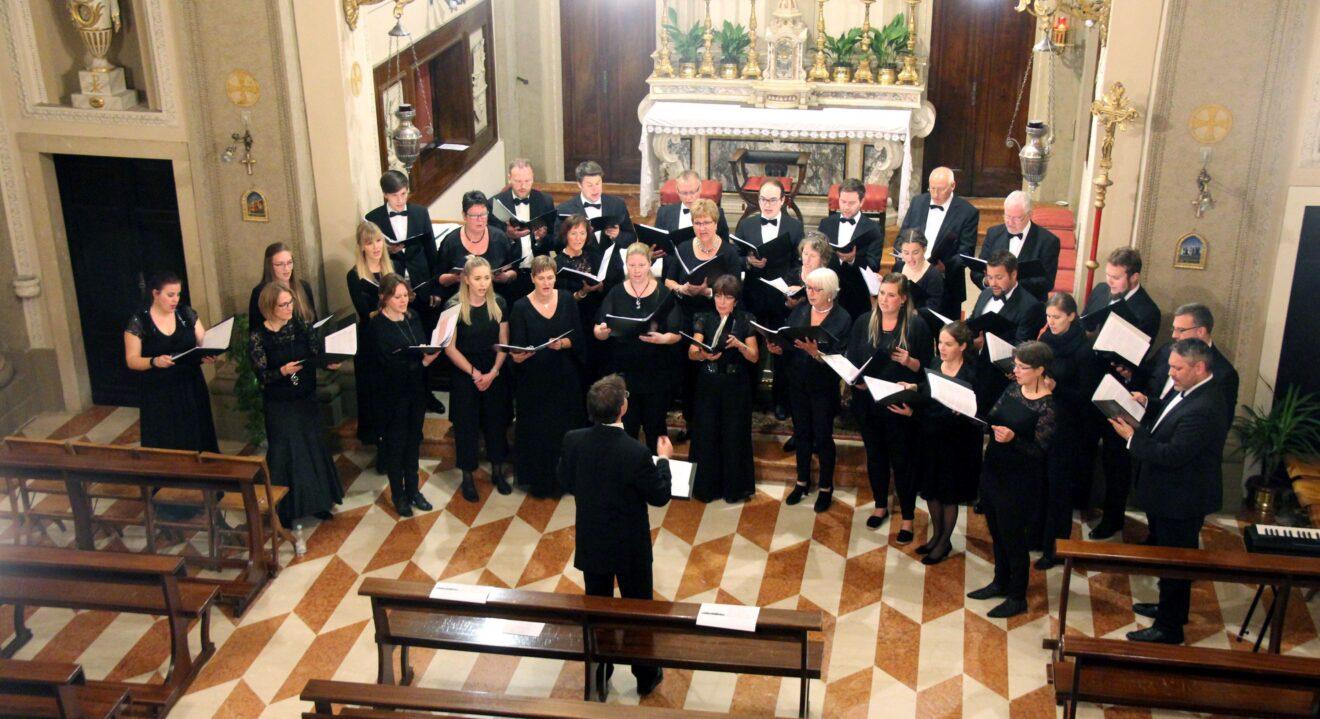 Konzert des Kammerchores Nordhessen